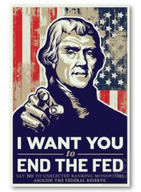 Ron Paul End the Fed Movement is Way Better Than the Tea Party and Occupy Wall Street