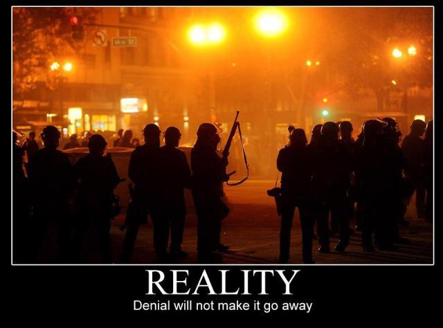 Reality-Denial
