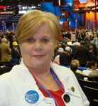 Susan Aiken; staff member for senator Jim DeMint.