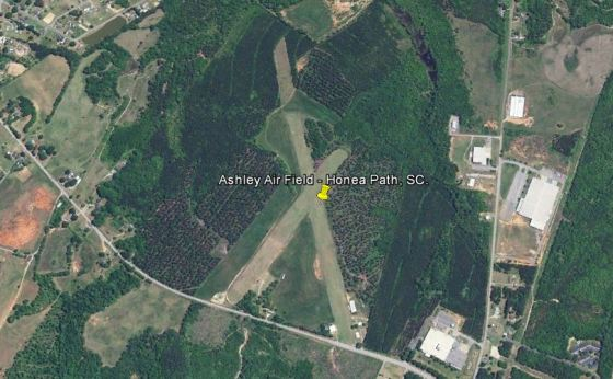 Ashley Air Field