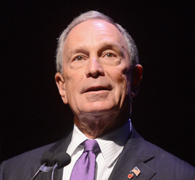 New York's Authoritarian Mayor, Michael Bloomberg