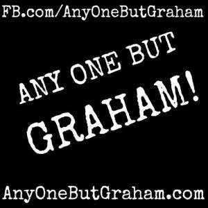 A true grassroots effort to replace Lindsey Graham as U.S. Senator.