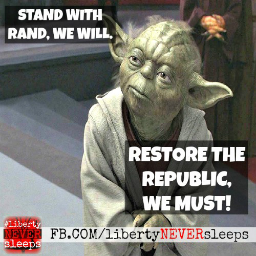 stand with rand - yoda